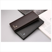 Original Playboy Men Leather Wallet High Quality Long Size Wallet Free
