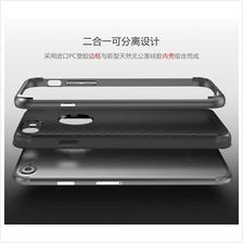 Ipaky Spigen Silicone Back Case Cover Casing Apple Iphone 6 6s  7 Plus