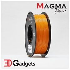 Magma 3D Printer Filament PLA 1.75mm 1KG - Orange