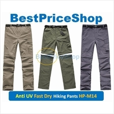 Anti UV Quick Fast Dry Fashion Mountain Hiking Running Long Short Pant