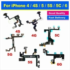 IPhone 4 4S 5 5S 5C 6 6S PLUS ON OFF VOLUME Ribbon
