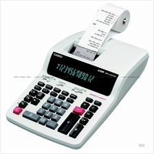 CASIO DR-210TM Printing Calculator 2-Color Printing Cost Sell Margin