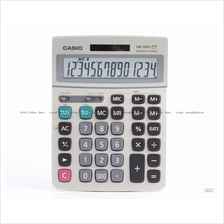 CASIO DM-1400S Calculator Practical Desk Top Type Tax Margin 14 Digits