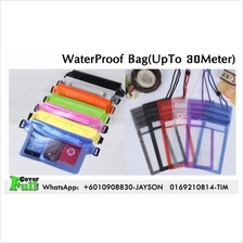 IPX8 Colourful PVC Transpant Waterproof Pocket Phone bag bag
