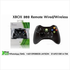 Xbox 360 Wired Wireless Controller Remote for Windows / X360