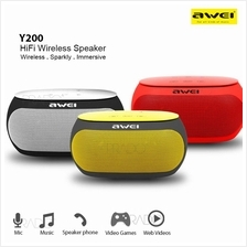 AWEI Y200 HiFi Wirelaess Bluetooth Stereo Portable Speaker Super Bass