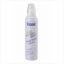 250ml Rene Hair Styling Mousse
