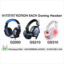 Kotion Each Gaming Headset G2000 GS210 GS310 earphone phone Pc Laptop