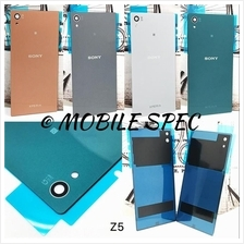 Sony Xperia Z5 or Z5 Dual Housing Battery Glass Lens Back Cover