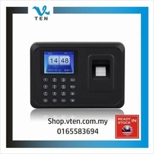 Fingerprint Time Attendance Recorder Machine Can Connect PC Directly