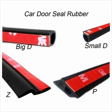Car Sound Proof Rubber Seal Improve Ride Quality