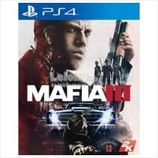 [NEW] PS4 Mafia III / 3 R3 [CHI/ENG]