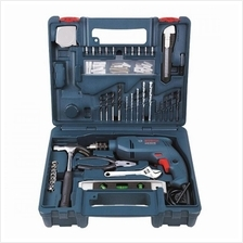 Bosch GSB 10 RE Impact Drill 100 pcs accessory set