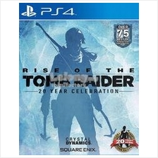[NEW] PS4 Rise of the Tomb Raider R3 [ENG]
