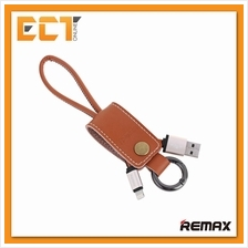 Remax RC-034i Leather Keychain Western Design LightningCable for Apple