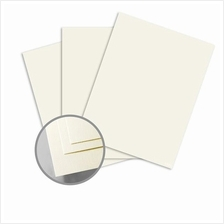 500pcs Ivory Card 230gsm Double Side Glossy *Free Shipping