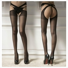 8401 SEXY LACE STOCKING WITH GARTER (Sexy Stocking) Hot Deal