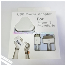 Apple iPhone iPad 4 4S 5 6 7 Plus Adapter Charger Cable Lightning 30pi