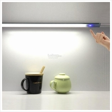 6W 30CM 21 LED Night Light USB Touch Sensor Dimmable Bar Cabinet Lamp