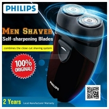 Philips Shaver Battery Powered Electric Shaver
