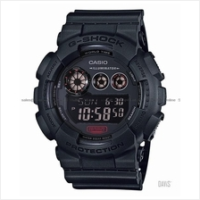 CASIO GD-120MB-1 G-SHOCK military black series resin strap LE