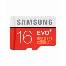 Samsung EVO Plus Class 10 Micro SD Card 80MB/s with Adapter