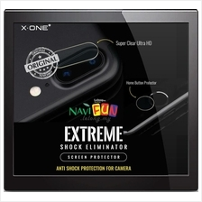 ★ X-One Extreme Screen Protector (Home+Len)  iPhone 7 / 7 Plus