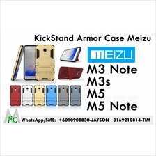 Meizu M3note M3s M3 Note Standable IRONMAN Case Stand Armor Case Cover