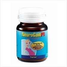 3 x 30's Neurogain PB Vegicaps (For Pregnant Mothers)