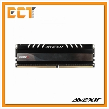 Avexir 8GB DDR4 2400MHz Desktop Gaming RAM with White LED (PC4-19200)