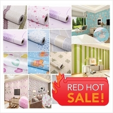 18 Design New Modern Decor 3D Self Adhesive PVC Waterproof Wallpaper