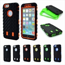 Iphone 7 Tire Style Hybrid Armor Shockproof Case Full Cover SGP