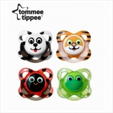 Tommee Tippee - CTN FUN Silicone Reversible Soother(9-18m)