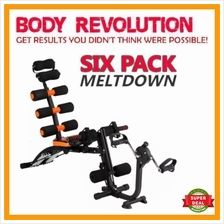 NEW X-Bike Gym AB Six Packs Care Total Gym Station Fitness Sport