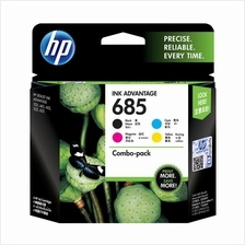 HP 685 CMYK Combo 4 Pack Original Ink Cartridge