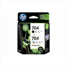 HP 704 Combo Original Ink Cartridge