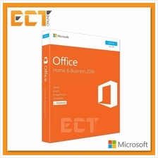 Microsoft Office 2016 Home and Business Retail Package