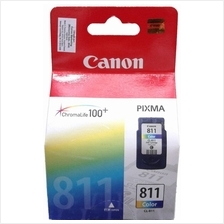 GENUINE CANON CL-811 COLOR INK CARTRIDGE