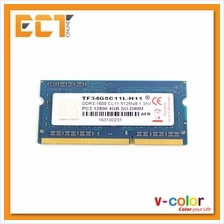 V-Color 4GB DDR3L 1600MHz Low Voltage Notebook RAM (PC3L-12800)