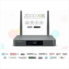 ZIDOO X9S Realtek RTD1295 Android 6.0 OpenWRT HDMI IN Android Box