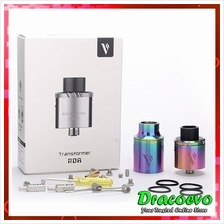 Authentic Vaporesso Transformer RDA Tank Vape Iridescence Stainless
