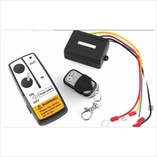 12V Electric Winch Wireless Remote Control.