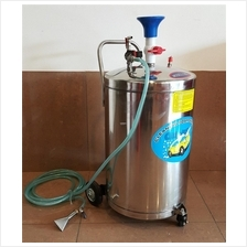 Snow Wash Tank (Foam Cleaning Machine) Stainless Steel ID118101