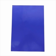 Dark Blue PVC Sticker A4 100's Waterproof/Tearproof *Free Shipping