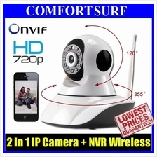 NEW CCTV 720P 960P P2P Wireless IP Camera IR Night Vision Smartphone