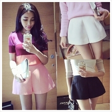 Isabella Flared Shorts (4 Colours Available)