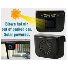 Solar Powered Car Auto Air Ventilation Cooling Fan System