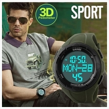 SKMEI 1122 Pedometer Sport WATCH Men Waterproof Sport Wristwatch