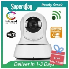 1080HD IP Security Camera Cam HD P2P Wireless CCTV Night Vision motion