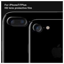 iPhone 7 Plus Camera Lens Tempered Glass Protector Guard Film Cover